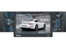 Marshal ME-2486 AV Car Multimedia Player with Bluetooth